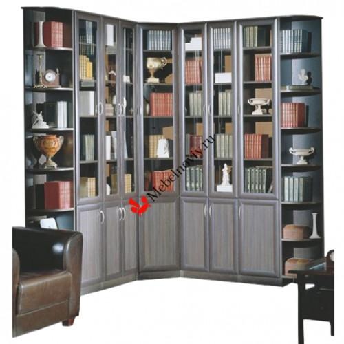 """Библиотека """"верона угловая"""" цена: 56700 р. купить библиотеку."""