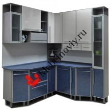 "Кухня алюминиевая рамка ""Алекс"""