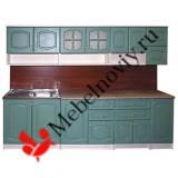 Кухня МДФ Глория 1
