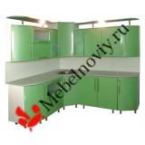 Кухня МДФ Лика