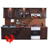 Кухня МДФ Лилия 2