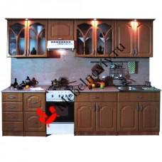 Кухня МДФ Лилия