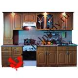 Кухня МДФ Лилия 3