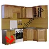Кухня МДФ Вика 1